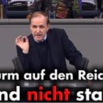 Dr. Gottfried Curio (AfD):  Sturm auf den Reichstag? Fakenews-Kampagne der Regierung entlarvt