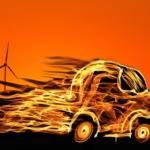 Elektroautos und Windräder sind siamesische Zwillinge