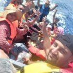 """""""Touristenboom"""" in Italien: ganze tunesische Familien landen in Lampedusa"""