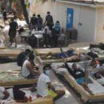 Lampedusa: ein tunesisches Notlager (Bildbericht)