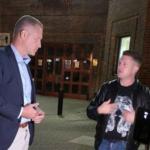 London: Petr Bystron (AfD) und Tommy Robinson fordern Freiheit für Julian Assange