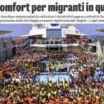 """Party auf dem Quarantäneschiff """"Azzurra"""" dauerte die ganze Nacht"""