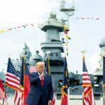 Donald Trump für Friedensnobelpreis nominiert