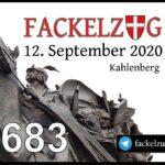 Wien: Bilder und Videos vom Fackelzug 1683