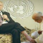 Soros kauft die katholische Kirche: Millionen Euros an die Jesuiten