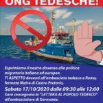 Admiral De Felice: Stoppt die deutschen Sklavenschiffe!