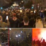 Revolte in Neapel: Linkspolitiker will in die Menge schießen lassen