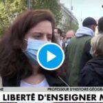 """Frankreich: Lehrerin von Schüler mit Messer bedroht, weil sie einen Kurs über den Islam hielt: """"Ich werde dir den IS an den Hals schicken"""""""