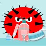 Corona-Hysterie: Einschränkungen samt Masken sollen auch mit Impfstoff bleiben