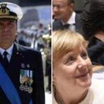 Admiral De Felice ruft zu Protest gegen deutsche NGOs vor der deutschen Botschaft in Rom auf