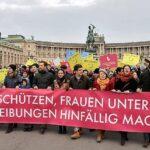Voller Erfolg: 2.000 Teilnehmer bei Marsch für´s Leben in Wien