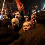 Frankreich: tausende Muslime marschieren in christlichen Vierteln und terrorisieren die Bevölkerung (Videos)