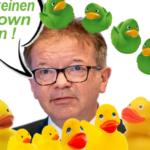 Österreich: Grüner Gesundheitsminister Anschober schnattert Fake-News aus seiner Entenfarm