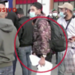 Nizza-Attentäter Brahim Aouissaoui auf der Fahrt von Bari nach Norden (Video)