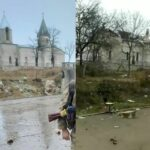 Bergkarabach: Moslems beginnen mit Zerstörung von Kirchen