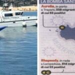 Kein Lockdown für illegale Migranten: 4500 Afrikaner landen binnen einer Woche in Lampedusa (Video)