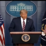 Trump deckt  in Rede Wahlbetrug Punkt für Punkt auf – TV-Anstalten brechen Übertragung ab