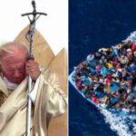 """Die Prophezeiung des Papstes: """"Islamische Horden werden von Libyen aus in Europa einfallen"""""""