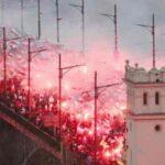 """""""Gott, Ehre, Vaterland!"""" - Tausende polnische Patrioten marschierten am Unabhängigkeitstag"""