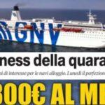 Tausende illegaler Migranten auf Luxusschiffen: wer in Italien landet, gewinnt eine Kreuzfahrt