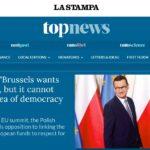 Polens Premierminister Morawiecki: Die EU sollte sich um Vielfalt unter den Nationalstaaten bemühen