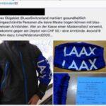 """Neues aus der Corona-Diktatur: Register für """"Impfverweigerer"""" in Spanien und Armbinden für """"Maskenverweigerer"""" in der Schweiz"""