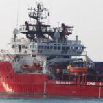 """Ein gewaltiges Migrantenschiff mit 1000 Plätzen wird für """"Seenotrettung"""" gerade in Bremen flott gemacht"""