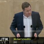 Im österreichischen Parlament: Coca-Cola im Test Covid-positiv