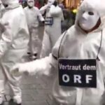 "Österreich: Bürger protestieren gegen ""Corona-Diktatur"""