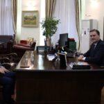 Serbien ernennt Arnaud Gouillon zum Leiter des Diaspora-Büros