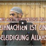 """Islamski kaznodzieja w Brunszwiku: """"Boże Narodzenie to obraza dla Allaha!"""""""
