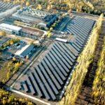 Niederschlesien: Polens erstes Photovoltaikkraftwerk in 4.0-Technologie wurde in Betrieb genommen