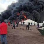 Bosnien: von NGOs aufgehetzte Migranten zünden Aufnahmezentrum an