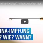 """NDR-Bericht: """"Impfstoff soll als Pulver geliefert und mit Wasser aufgemischt werden"""""""
