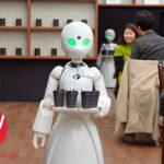 Japan führend in der Robotik, um Einwanderung zu vermeiden