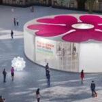 """Italien: Covid-Geimpfte sollen """"rosa Primel""""-Abzeichen tragen"""