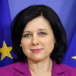 """Věra Jourová: """"Wir werden uns bald mit Polen und Ungarn befassen"""""""