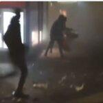"""Jugendliche Islamisten randalieren zu Silvester in Wiener Migrantenbezirk unter """"Allahu Akbar""""-Rufen"""