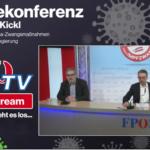"""Österreich: Pressekonferenz mit Herbert Kickl """"Der Coronawahnsinn"""" (Transkript der Rede)"""
