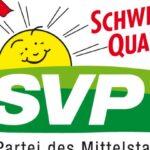 SVP: Der Lockdown ist sofort aufzuheben!