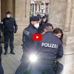 Polizei: Bei jugendlichen Moslems Hosen voll - gegen wehrlose Frauen stark (VIDEO)