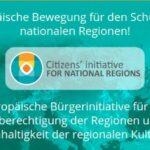 Europäische Bürgerinitiative für nationale Regionen