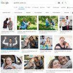 """Google-Suche nach """"glückliche weiße Frau"""""""