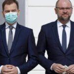 SK: Offener Kampf der Regierung um neue Covid-Tests