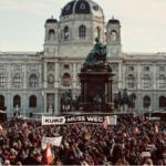 """""""Auf die Straße!"""" Morgen erneut Großdemo gegen Regierung und Corona-Maßnahmen in Wien - trotz Verboten"""