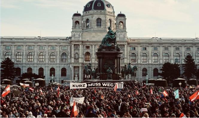 6. März: Aufruf zur größten Anti-Regierungs- und Corona-Maßnahmen-Demo in Wien!