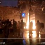 Nach Tod von Drogendealer: Schwere Migrantenkrawalle in Brüssel (VIDEOS)