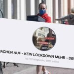 """""""Wir machen auf"""": Tausende Unternehmen leisten Widerstand gegen Lockdowns und sperren einfach auf"""