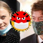 Klima- und Corona-Hysteriker verkünden ihre Hochzeit