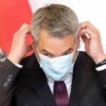 Panik vor Bürgerprotesten: Österreichs Innenminister will Corona-Demonstrationen vorab verbieten lassen